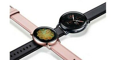 Samsung Galaxy Watch Active 2 40/44mm Black, Rose Gold *FAST & FREE DELIVERY*