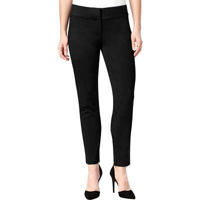 XOXO Womens Natalie Black Skinny Ankle Pants Trousers Juniors 15/16 BHFO 4431