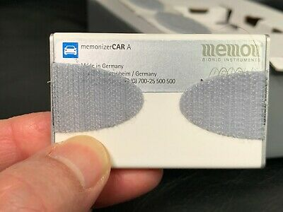 Memon® memonizerCAR S (A) - EMF Protection and Air Cleaning - Made in Germany.