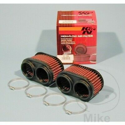 Suzuki GSX 750 F 1989 K&N Racing Air Filter Kit