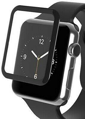 ZAGG InvisibleShield Luxe Screen Protector Apple Watch Series 1 42mm Black