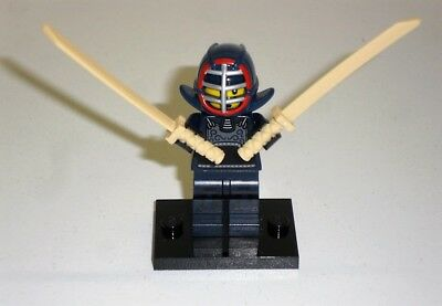 LEGO Collectible MiniFigure Series 15 #12 Sealed Pack Kendo Fighter