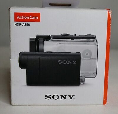 Sony HDR-AS50 Action Wi-Fi HD Video Camera Camcorder