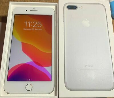 Apple iPhone 7 Plus 32GB Silver Unlocked A1784 NEAR MINT CONDITION