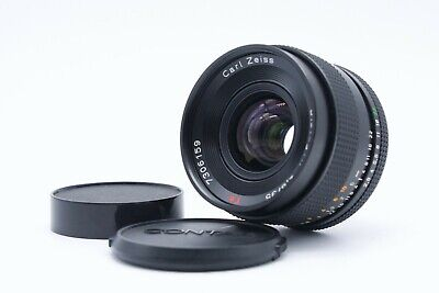 [NEAR MINT++] CONTAX Carl Zeiss Distagon 35mm f/2.8 T* MMJ MF Lens FROM JAPAN