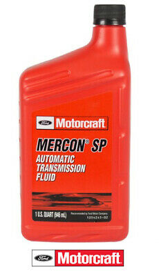 1 Quart Auto. Trans. Fluid ATF Genuine FORD Motorcraft MERCON SP