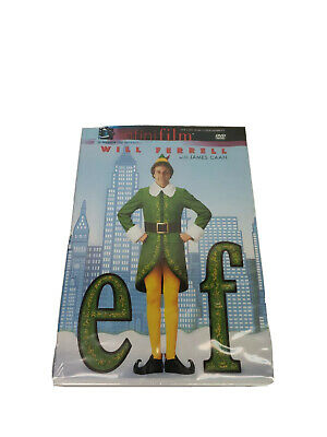 Elf (DVD, 2004) NEW!! Will Ferrell