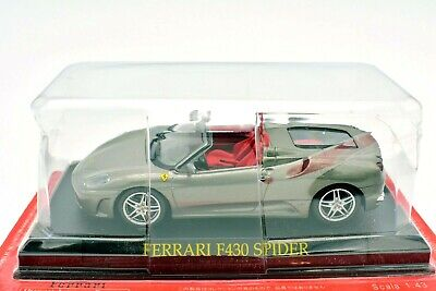 Modellini Ferrari Collection Scala 1/43 Diecast F430 Spider F 430 Ixo Modellismo