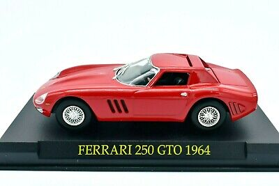 Modellini Ferrari Collection Scala 1/43 Diecast 250 Gto 1964 Ixo Modellismo New