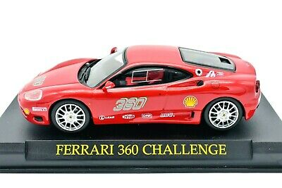 Modellini Ferrari Collection Scala 1/43 Diecast 360 Challenge Ixo Modellismo New