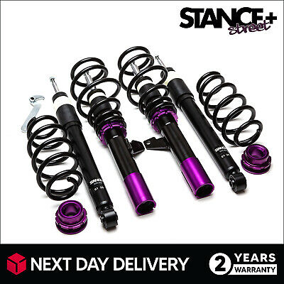 Saloon 2WD 00-05 E46 Stance+ Street Coilovers Suspension Kit BMW 3 Series