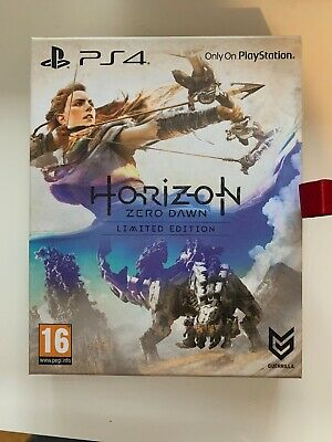 Horizon Zero Dawn - Limited Edition (Sony PlayStation 4, 2017)