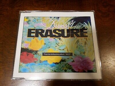 Erasure cd - Drama cd single