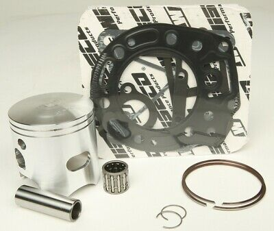 Top End Rebuild Kit Wiseco Piston Gaskets Grizzly 550 09-14  STD//92mm//10.25:1