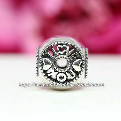 NEW! Authentic Pandora Talk About Love Charm Valentine's Day 2018 796601