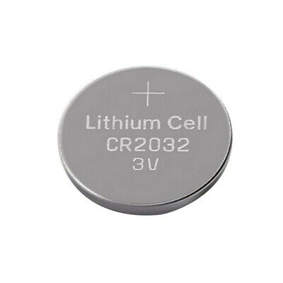 Maxell Button Cell 3V 220mAh CR2032 Lithium Manganese Dioxide Coin Battery