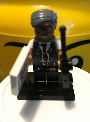 MARVEL DC Batman LEGO Minifigure Commissaire Gordon 76001 Dark Knight Rises