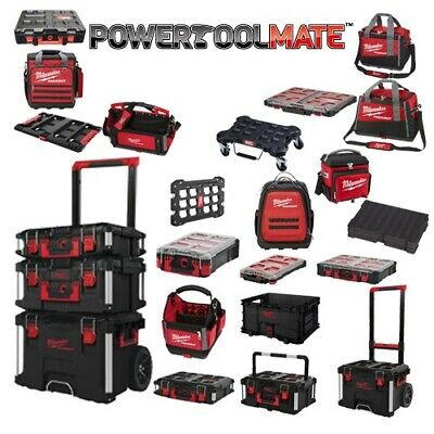 Milwaukee Build-A-Packout Storage System - all Packout Products