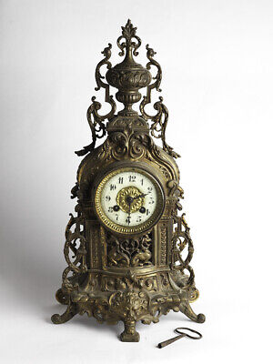 Japy Freres Clock
