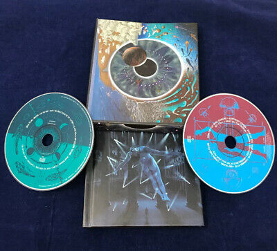 Pink Floyd - Pulse Live 2 CD Limited LED Edition Blinking Pulse Box w/ Booklet