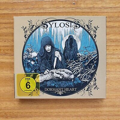 SYLOSIS - Dormant Heart [Limited Edition] CD & DVD 2015