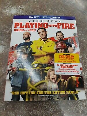 Playing with fire ** Canadian Digital Code **