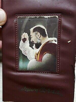 Padre pio prayer book missal for tridentine latin mass 1955 english only picture