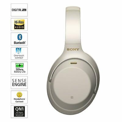 NEW Sony WH-1000XM3 XM3 Wireless Noise Cancelling Headphones iPhone Galaxy Pixel