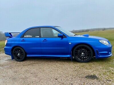 **** Subaru Impreza GB270 2008 FORGED ENGINE 65,000 Miles FSH 360 BHP ****