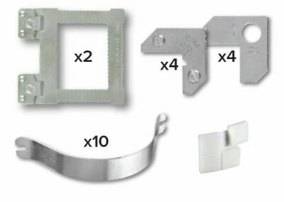 Cwh3 Frame Kit For Square Hangers Stretched Canvas Aluminium Back Picture Frame