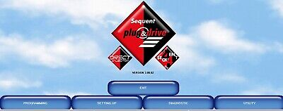LPG BRC software Sequent Plug & Drive for Windows