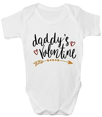 Attitude Baby Daddy/'s little mechanic Babygrow Funny Baby Vest Clothing