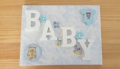 """""""BABY"""" Canvas wall hanging"""