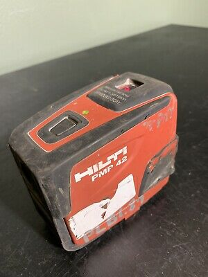 Hilti PMP 42 Plumb Square Laser Level Vertical 2 Point Red Beam