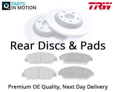 CITROEN DS4 Brake Pads Set Rear 1.6 1.6D 11 to 15 KeyParts Quality Replacement