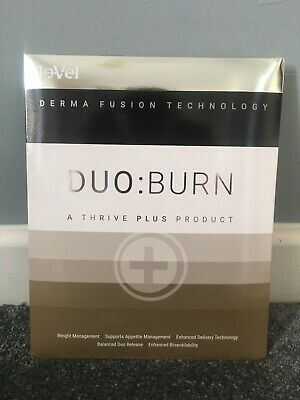 Thrive Duo Burn Patches