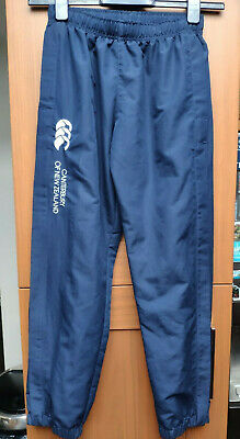 Canterbury Kids Stadium Trousers - Navy Childrens Rugby/ Football - Kids size 12