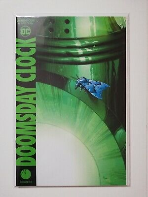 Doomsday Clock #7 DC COMICS 2018 NM NEW
