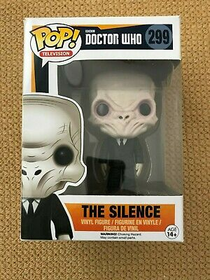 Funko Pop! Television - Doctor Who - The Silence #299