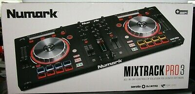 Numark Mixtrack Pro 3 All-in-One Controller for Serato BRAND NEW