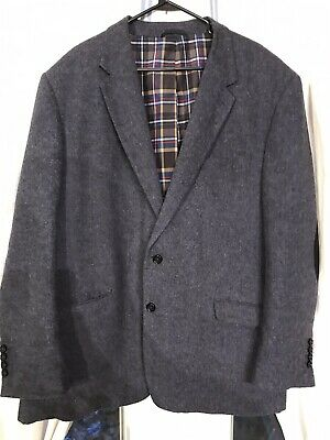 Mens Us  Polo  Assn  Wool Blend Sport coat Salt pepper Classic 6027 black gray