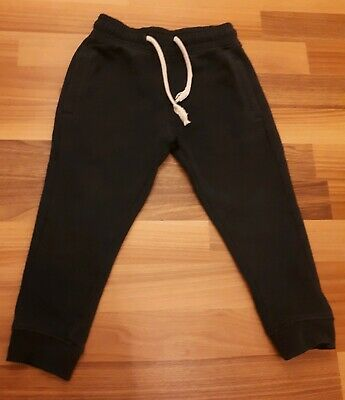 NEXT Boys & Girls Navy Blue Jogging Bottoms, Tracksuit Bottoms, Size 3 Years.