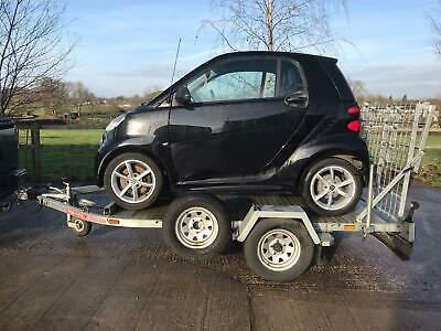 SMART CAR FORTWO PULSE MHD AUTO & TRAILER (ideal tow car for motor home)
