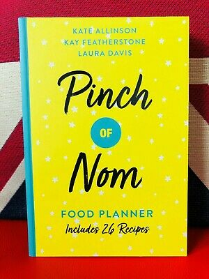 *NEW* Pinch Of Nom Food Planner: Includes 26 New Recipes (Paperback 2019)