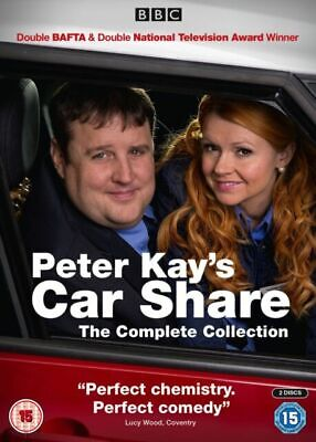 Peter Kays Car Share - The Complete Collection (3 Dvd) [Edizione: Regno Unito] N