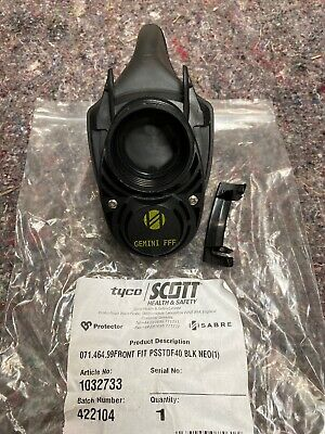 Scott Sabre Tyco Respirator Replacement Spare Inner Face Mask Fits Gemini Mask