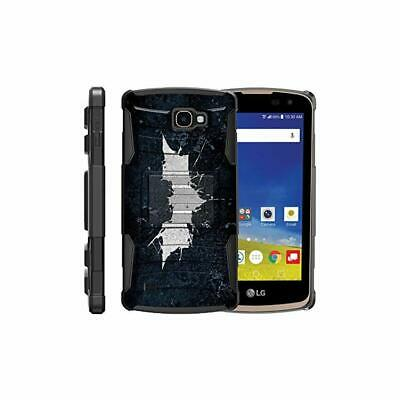 | Compatible with LG K4 Case | Optimus Zone 3 | LG Spree | LG Rebel [Hyper Shock