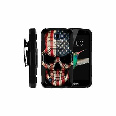 | Compatible with LG K4 Case | LG Optimus Zone 3 | LG Spree | LG Rebel [Octo Gua