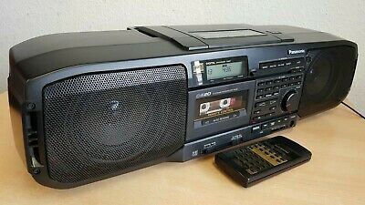 Panasonic RX-DS20..NO Panasonic RX-DT..AUX IN !!! TOP ZUSTAND !!!