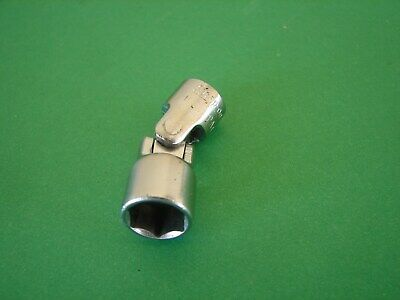 "Snap On ~ 1/4"" Drive ~ 6-Point ~ 3/8"" ~ Swivel Socket ~ TMUS121~ FREE S/H IN USA"